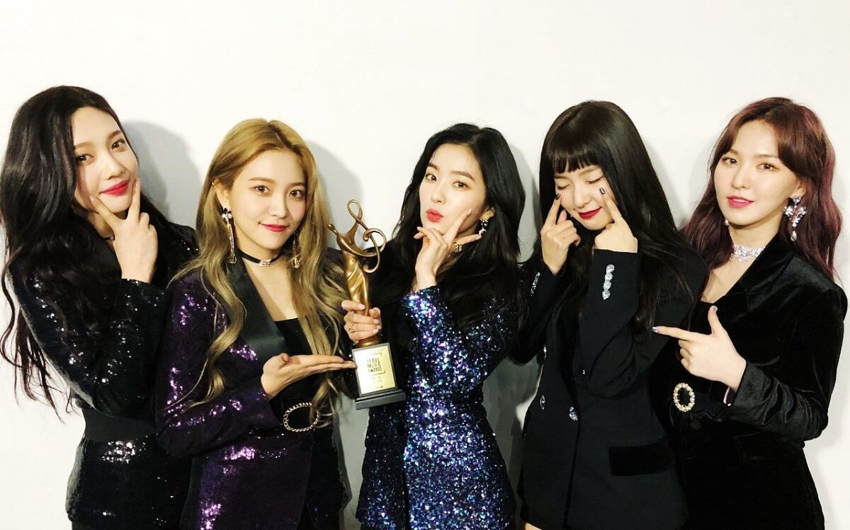 Tiểu sử Red Velvet – Album, MV và giải thưởng của Red Velvet