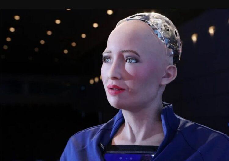 Sophia - Cộng đân robot đầu tiên trên thế giới - là một sản phẩm của trí tuệ nhân tạo AI