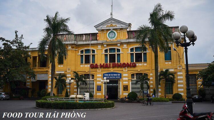 Food tour Hải Phòng